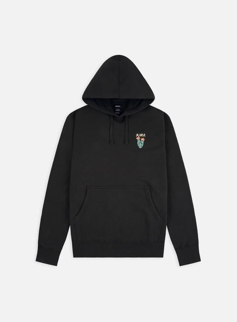 Hooded Sweatshirts Rvca Societas Hoodie