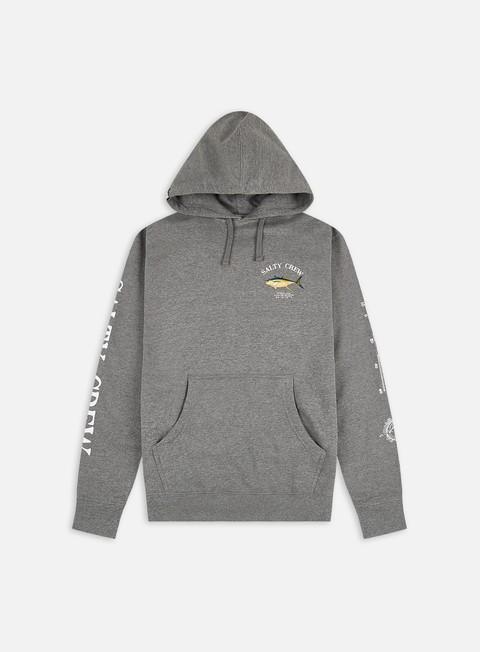 Hooded Sweatshirts Salty Crew Ahi Mount Hoodie