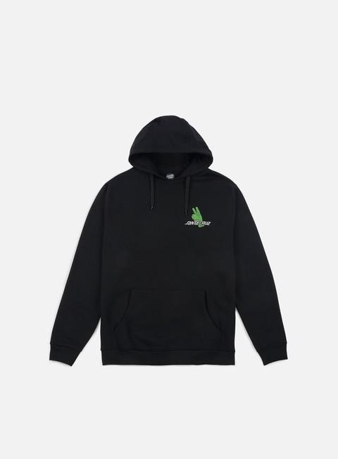 Hooded Sweatshirts Santa Cruz Atomic Peace Hoodie
