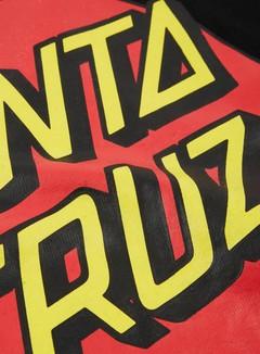 Santa Cruz - Classic Dot Crewneck, Black 2