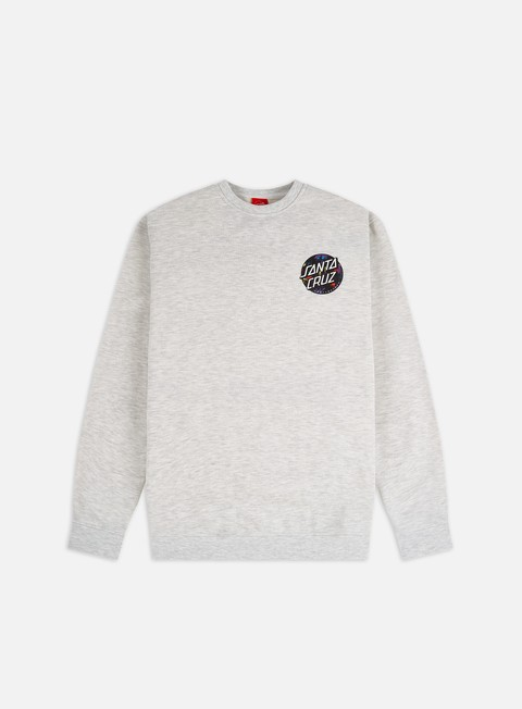 Santa Cruz Dot Splatter Crewneck