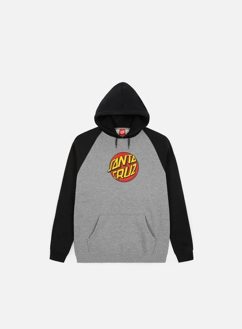 Santa Cruz Fish Eye Dot Hoodie