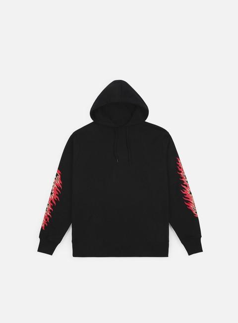 Hooded Sweatshirts Santa Cruz Flame Dot Hoodie