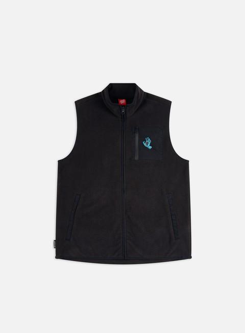 Vest Jackets Santa Cruz Hand Polar Fleece Vest