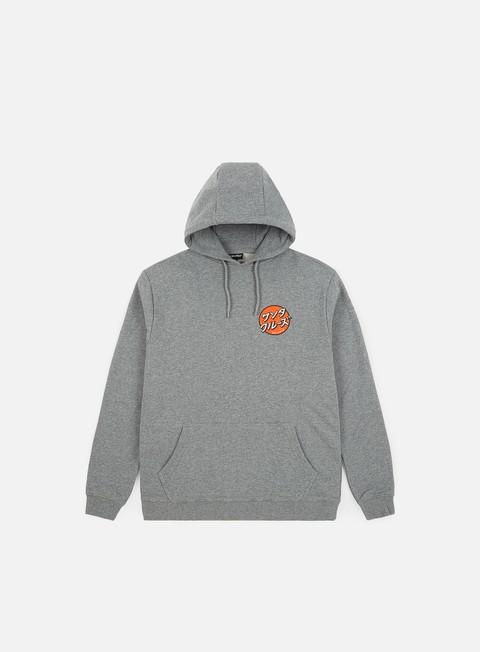 Hooded Sweatshirts Santa Cruz Japanese Dot Hoodie