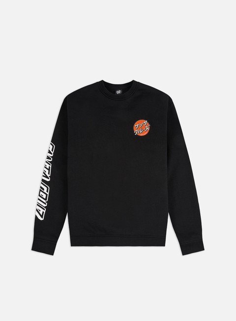 Santa Cruz Other Japanese Dot Crewneck