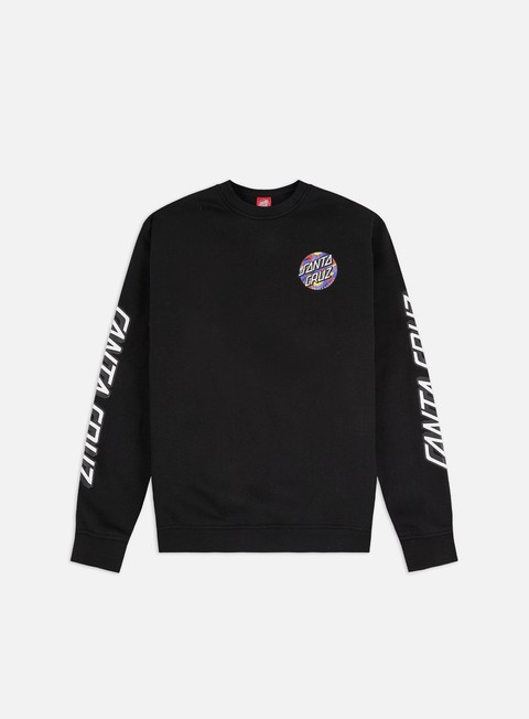 Crewneck Sweatshirts Santa Cruz Primary Dot Crewneck