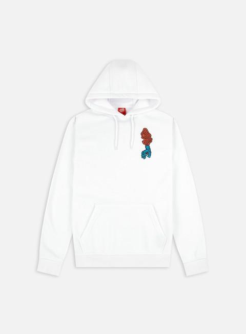 Hooded Sweatshirts Santa Cruz Screaming Hand Scream Hoodie