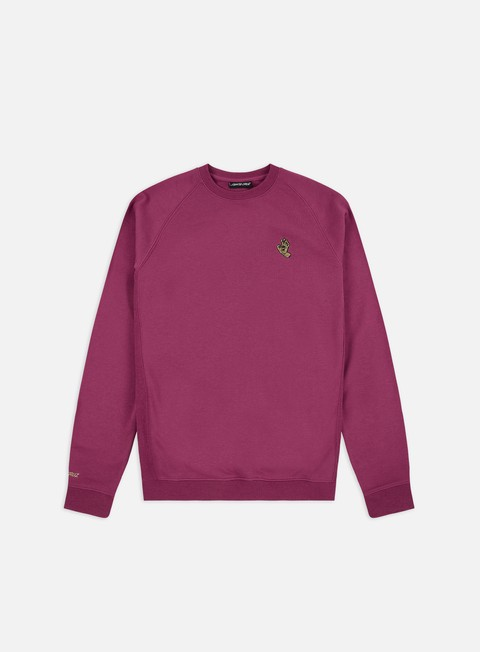 Felpe Girocollo Santa Cruz Screaming Mono Hand Crewneck