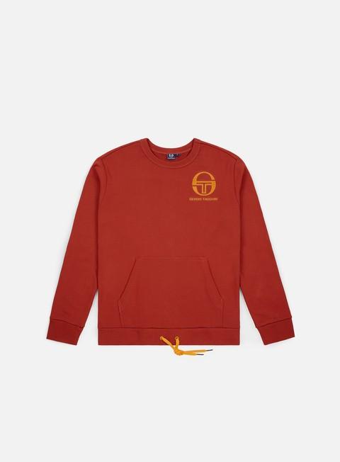 Sale Outlet Crewneck Sweatshirts Sergio Tacchini Idol Crewneck