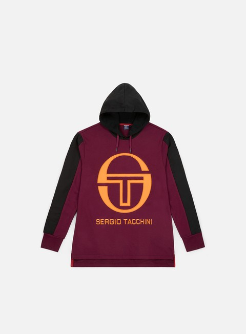 Sale Outlet Hooded Sweatshirts Sergio Tacchini Image Hoodie