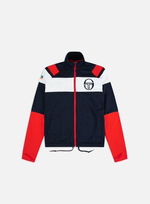 Outlet e Saldi Track Top Sergio Tacchini Staff MC Coiler Track Top