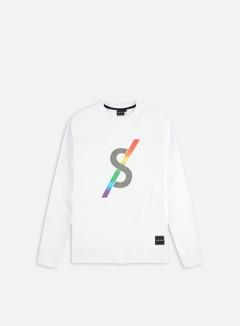 Spectrum - Monogram II Crewneck, White