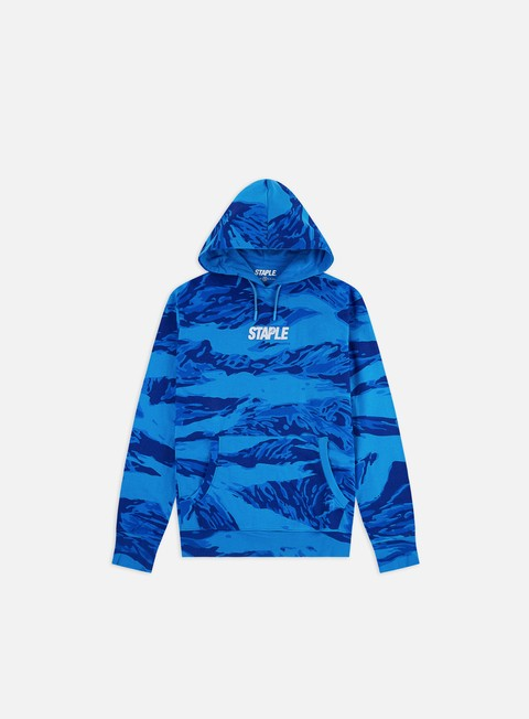Sale Outlet Hooded Sweatshirts Staple Embroidered Logo Hoodie