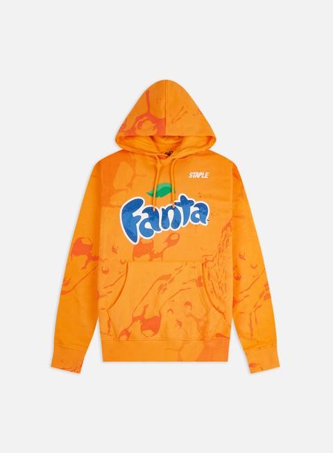 Sale Outlet Hooded Sweatshirts Staple Fanta Fizz Hoodie