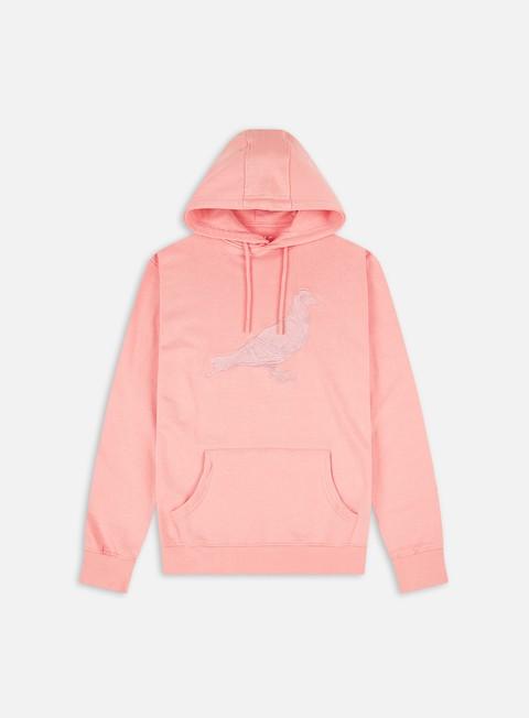 Hooded Sweatshirts Staple Garment Wash Pigeon Hoodie