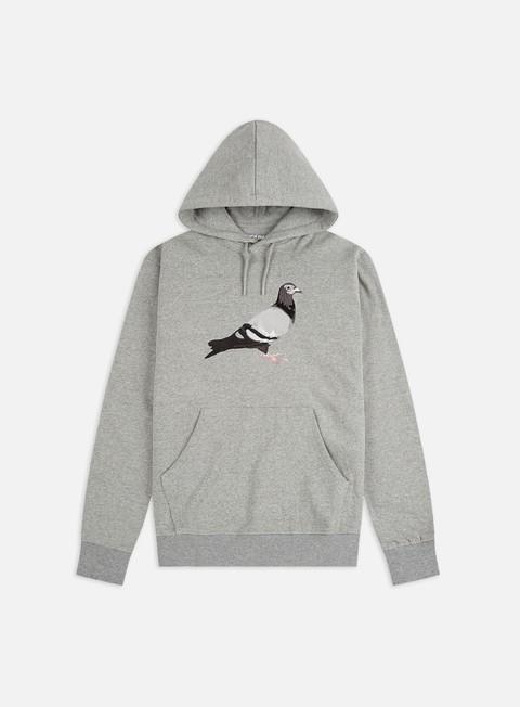 Hooded Sweatshirts Staple Pigeon Embroidered Hoodie