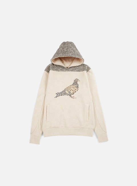 felpe staple safari pigeon hoodie khaki