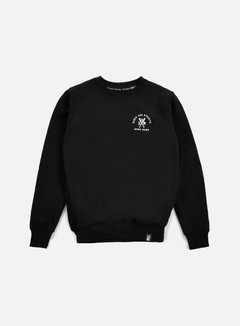 State Of Mind - Vendetta Crewneck, Black