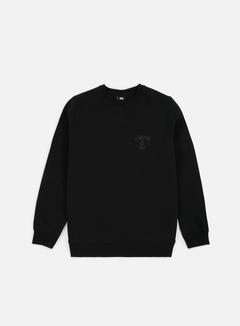 Felpe Girocollo Stussy All That Jazz Crewneck