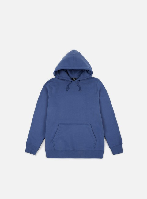 felpe stussy arch applique hoodie cool blue