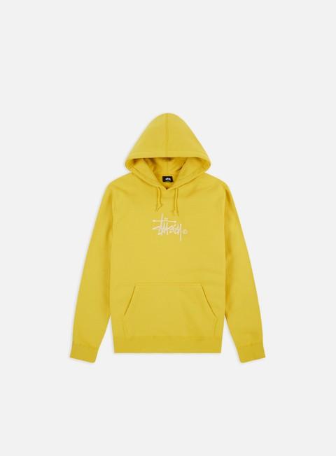 Hooded Sweatshirts Stussy Basic Copyright App. Hoodie