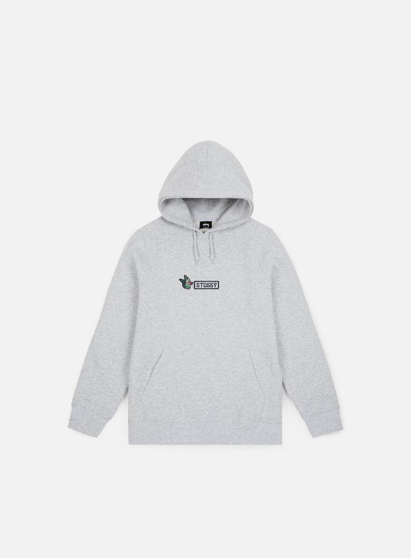 51924c479977 STUSSY Butterfly App Hoodie € 99 Hooded Sweatshirts