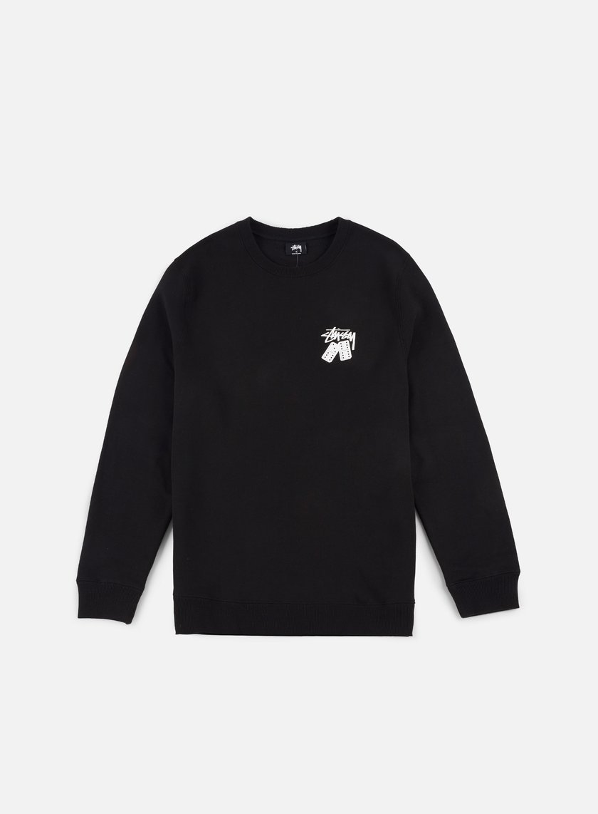 Stussy Dominos Crewneck