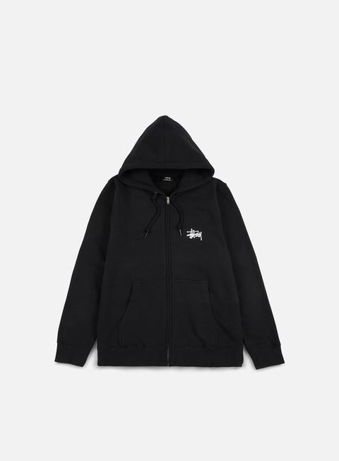 Hooded Sweatshirts Stussy Fire Dragon Zip Hoodie