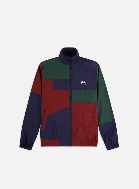 Stussy Panel Track Jacket