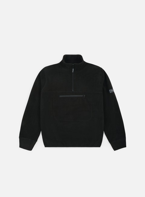 Sweaters and Fleeces Stussy Polar Fleece Mock Neck