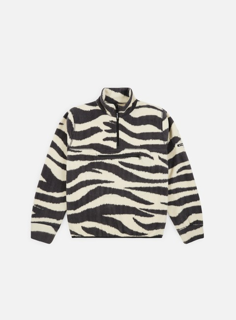 Outlet e Saldi Maglioni e Pile Stussy Polar Fleece Mock Neck