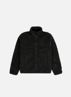 Stussy - Sherpa Mock Neck, Black