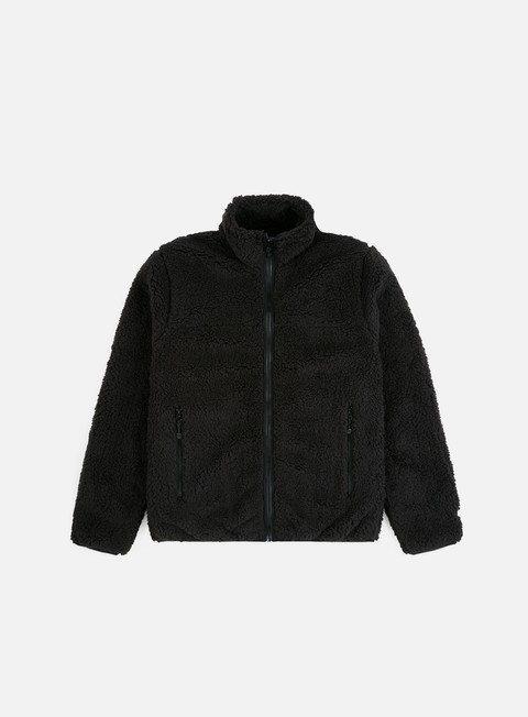 Sale Outlet Sweaters and Fleeces Stussy Sherpa Mock Neck