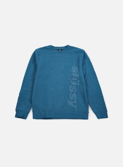 Stussy - Shift Crewneck, Blue