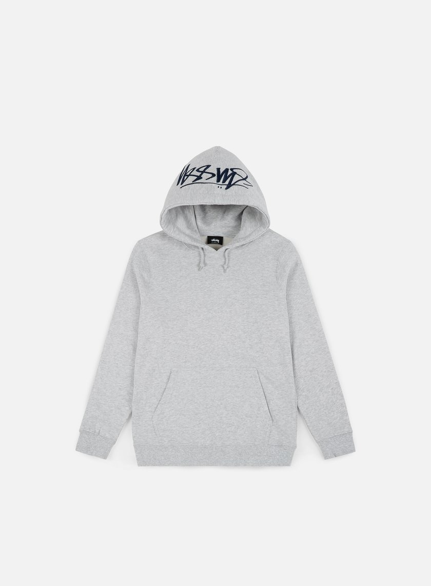 Stussy Smooth Stock Applique Hoodie