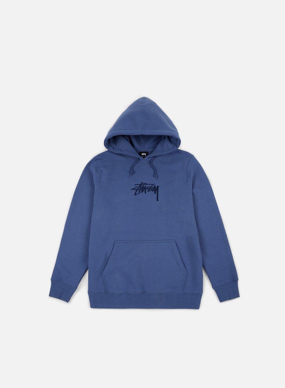 STUSSY Stock Applique Hoodie € 83 Hooded Sweatshirts  3464b63370c7