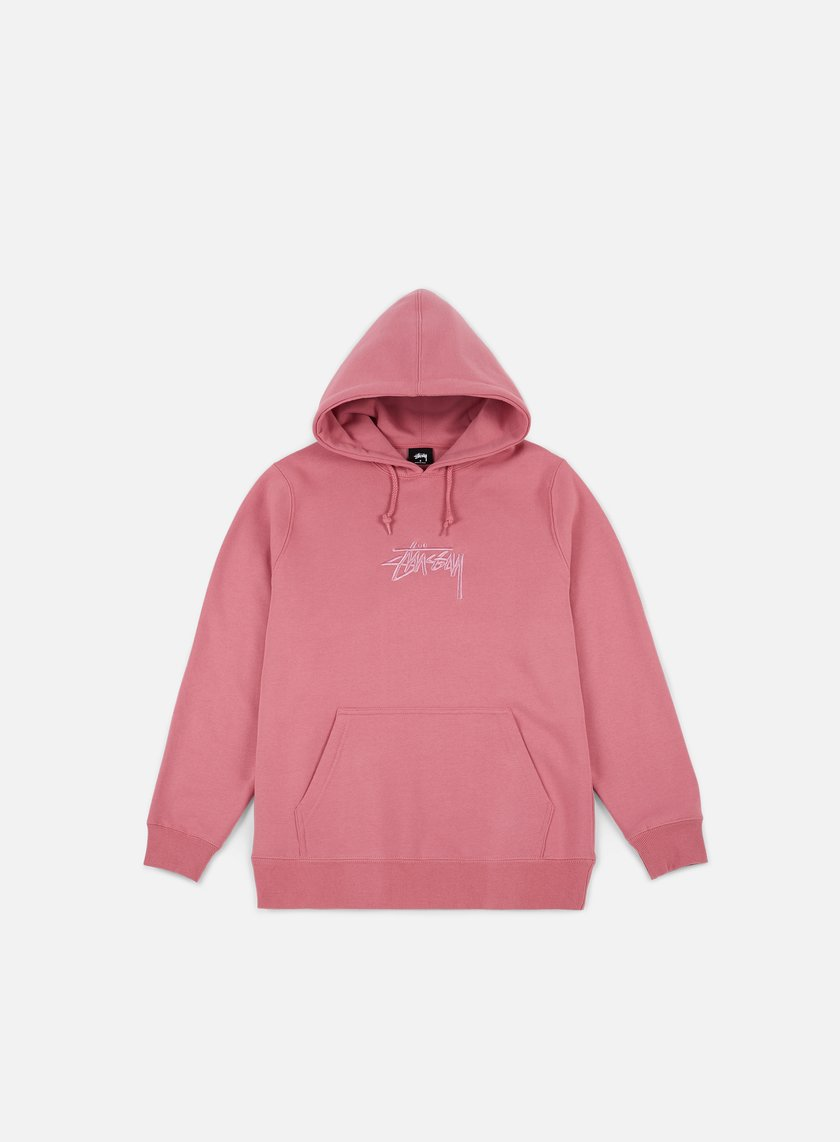 Stussy Stock Applique Hoodie