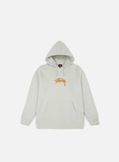 Sale Outlet Hooded Sweatshirts Stussy Stock Applique Hoodie