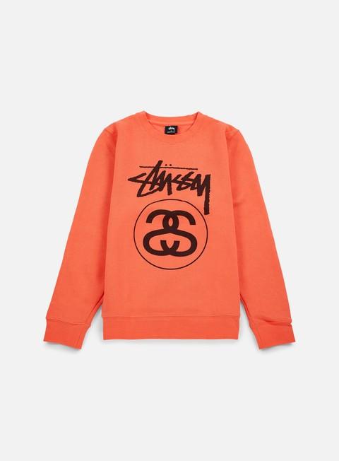 Sale Outlet Crewneck Sweatshirts Stussy Stock Link Crewneck