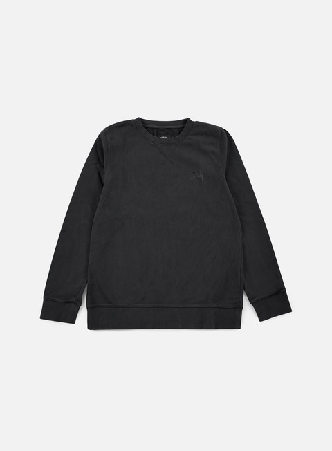 Sale Outlet Crewneck Sweatshirts Stussy Stock LS Crewneck