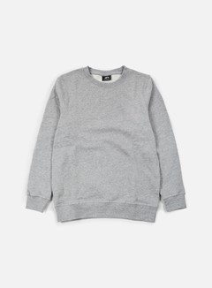 Stussy - Tonal Stock Crewneck, Grey Heather 1