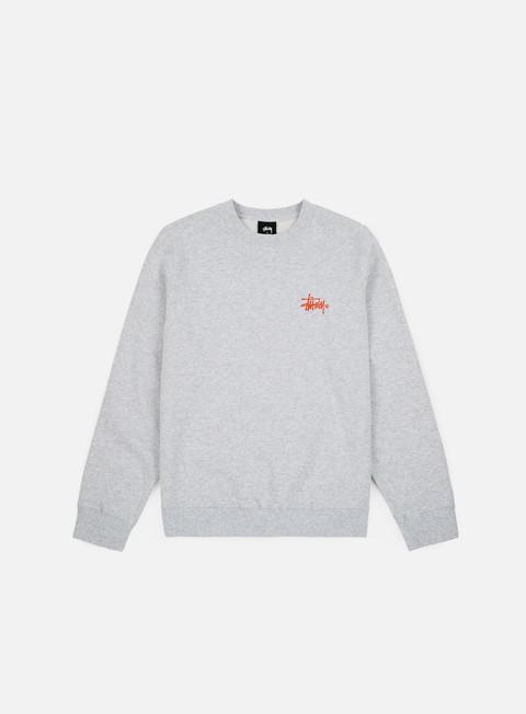 Crewneck Sweatshirts Stussy WMNS Basic Logo Crewneck