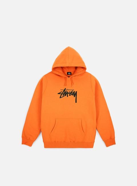 Hooded Sweatshirts Stussy WMNS Stock Hoodie
