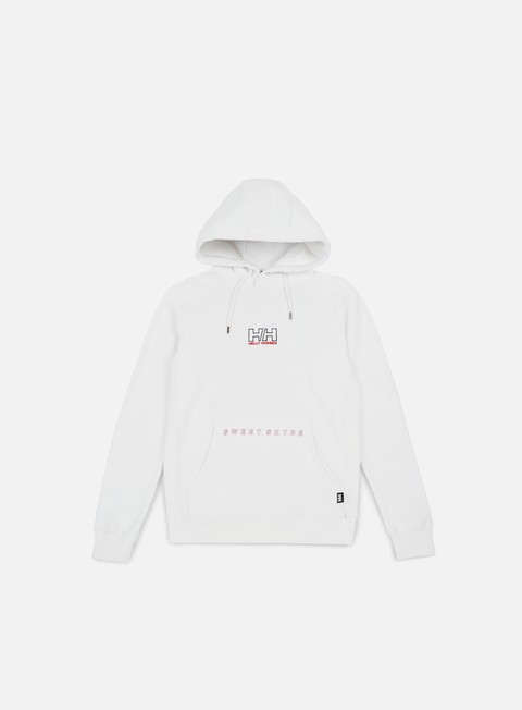 felpe sweet sktbs x helly hansen sweet hh basic block hoodie white