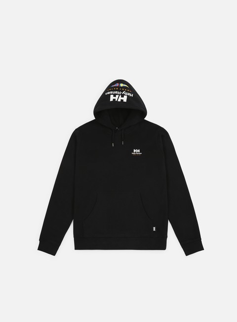 Hooded Sweatshirts Sweet Sktbs x Helly Hansen Sweet HH Basic Flag Hoodie
