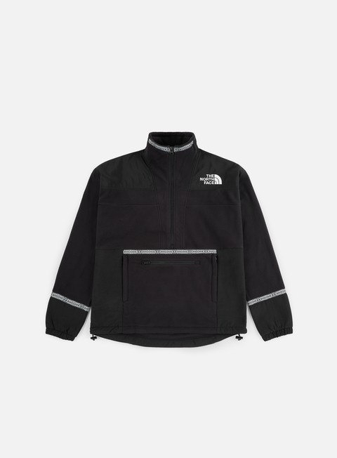 Face North 159 92 € The E Maglioni Rage Pile Fleece Anorak 4SqB5