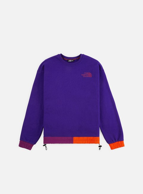 Felpe Girocollo The North Face 92 Rage Fleece Crewneck