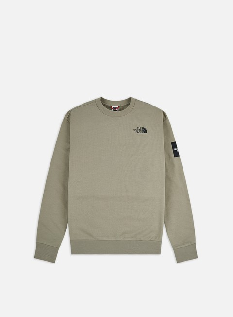Crewneck Sweatshirts The North Face Black Box Fleece Crewneck
