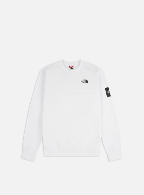 The North Face Black Box Fleece Crewneck